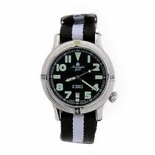 Aeromatic 1912 Automatic Men's 43mm Limited Edition 19 Jewel Wrist Watch