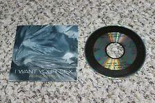 George Michael CD I Want Your Sex Rhythm 1 2 3 Monogomy Mix