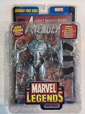 Marvel Legends Ultron Legendary Rider Series 2005 Toybiz With Comic/vehicle