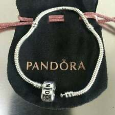 Authentic PANDORA Bracelet 925 Sterling Silver Fashion Charm Bracelet