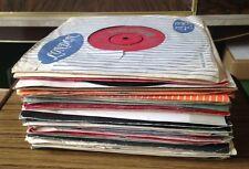 "BULK BUY - 40 Vinyl 7"" singles - 1970's - Batch XB40 - cheap postage"
