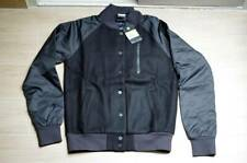 Nike Wmns Wool Destroyer Varsity Jacket Black Size S Femme Blouson 394688 010