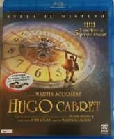 Hugo Cabret (2011) Blu-ray, 2D + 3D + 4 Occhialetti, nuovo sigillato