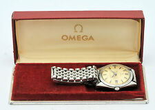 1960's Vintage OMEGA Seamaster Date Automatic Cal. 565 Original Box