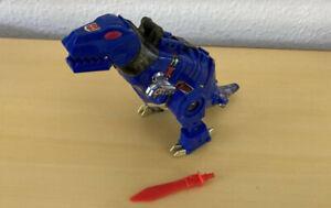 transformers dinobots grimlock blau