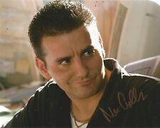 Max Casella Signed The Sopranos 10x8 Photo AFTAL