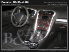 WOOD DASH KIT FOR FORD FUSION 2016 ( FITS 8 INCH TOUCH SCREEN)