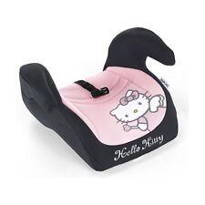 Seggiolino auto Brevi Booster Plus - Hello Kitty 022 rosa
