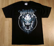 HIGH ON FIRE Death's Head by Casey Howard Black T SHIRT - size Medium (M) - NWOT
