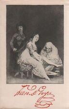 Adhémar Jean - Les caprices de Goya