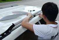 4 PCS ABS Silver Roof rack cover For Toyota Land Cruiser Prado FJ120 2003-2009