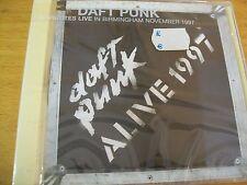 DAFT PUNK ALIVE 1997  CD SIGILLATO
