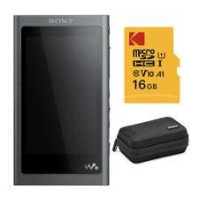 Sony NW-A55 16GB Walkman Hi-Res Digital Music Player with Accessory Bundle