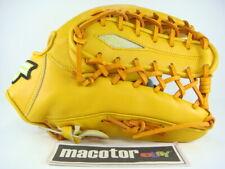 "New SSK Custom 13"" Outfield Baseball / Softball Glove Tan I-Web RHT Pro Japan"