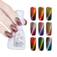 10ml Nail UV/LED Gel Polish Cat Eye Thermal Color Changing Soak Off Born Pretty