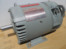 General Electric 3HP DC 2500RPM 180VDC Armature 100V Field