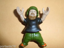 WWE Rumblers HORNSWOGGLE Green Pants LOOSE