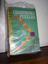 11'th Crossword Puzzles by Margaret Farrar (Cardinal-C354,1'st Prnt. Nov 1959.PB