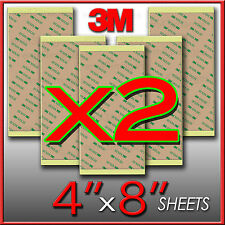 X2 3M 300LSE Double Sided - SUPER STICKY HEAVY DUTY SHEET OF ADHESIVE TAPE