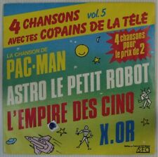 Pac-Man X.OR Astro 45 Tours