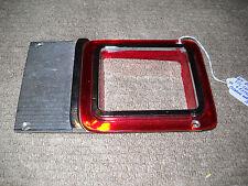 NOS Mopar 1964 Dodge Station Wagon Tail Light Lens Bezel & Extension Rare!