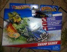 Hot Wheels Color Shifters Swamp Raider