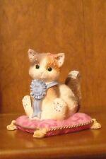 Enesco Calico Kittens - Blue Ribbon Friend