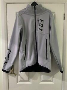 Fox Mtb Ranger Fire Softshell Cycling Jacket Medium