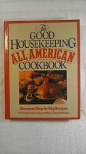 The Good Housekeeping All-American Cookbook Hardcover First Edition