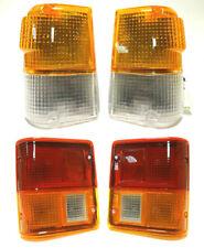For MITSUBISHI Pajero Montero 1983-1991 rear tail lights lamp+turn signal 1 Set
