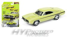 JOHNNY LIGHTNING 1:64 DIRTY MARY CRAZY LARRY 1969 DODGE CHARGER R/T