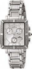 Invicta Women's Wildflower Quartz Chronograph 100m Stainless Steel Watch 5377
