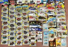 NASCAR Diecast Lot - 84 Total - 1:64 + 1:43 - Dale Earnhardt 1989- Cards Trucks