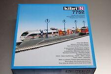 Kibri 7752 ICE-Bahnsteig Spur N OVP