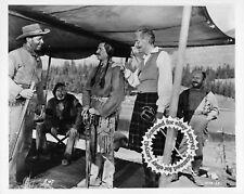 Lot of 6, Clark Gable, Montalban, Hodiak, Menjou stills ACROSS THE WIDE MISSOURI