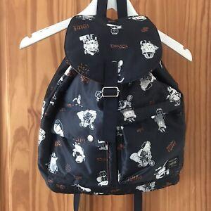 Yoshida Porter Tokyo Zodiac rucksack backpack collab with Alejandro Giraldo