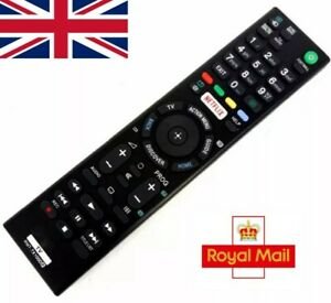 New Sony Replacement Remote Control RMT-TX100D RMTTX100D Universal Remote Sony