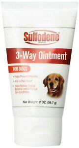 Sulfodene 3-Way Ointment for Dogs, 2-oz   Free Shipping