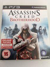 PS3 - Assassin's Creed Brotherhood - BLES00910 - Mint 3307217927036
