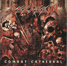 Assassin-Combat Cathedral  CD NEW