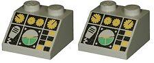 Missing lego brique 3039pc5 oldgray x 2 slope brick 45 2 x 2 avec commande de vol