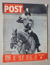 ANCIEN MAGAZINE - PICTURE POST - N° 12 VOL. 52 - 22 SEPTEMBRE 1951 *