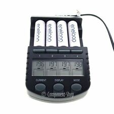 BC-700 Technoline Intelligent AA/ AAA battery charger EU PLUG
