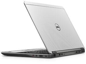 LidStyles Carbon Fiber Laptop Skin Protector Decal Dell Latitude E7250