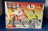 2020 Panini Mosaic Football NFL Mega Box Target Exclusive   New Factory Sealed