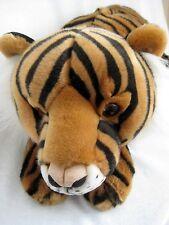 Jumbo Realistic Tiger Plush Stuffed Animal Adventure