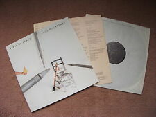 Paul McCartney - Pipes of Peace (No Bar Code) 1980s Vinyl LP