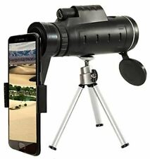 Monocular Telescopes with Low Night Vision, 40x60 High Power Hd Zoom Telescopes