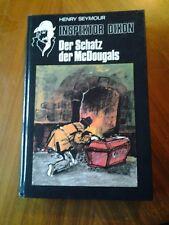 Inspektor Dixon Der Schatz der McDougals-Henry Seymour Sonderausgabe Verlag Tosa