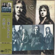 FOREIGNER Double Vision CD MINI LP